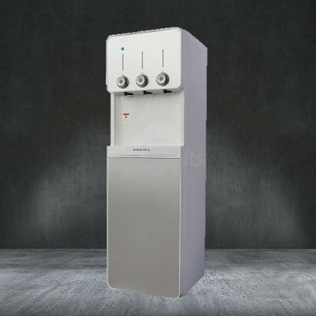 S1000W Hot/Cold/Ambient Floor Standing Direct Piping Water Dispenser