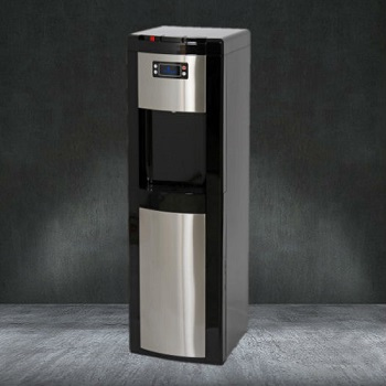 S57 Hot/Cold/Ambient Floor Standing Direct Piping Water Dispenser