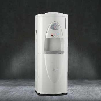 SW929W Hot/Cold/Ambient Floor Standing Direct Piping Water Dispenser