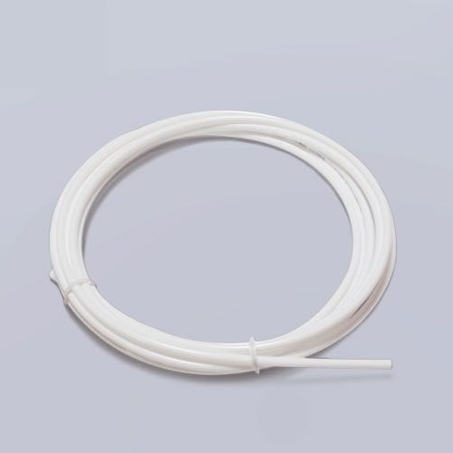 White Tube Hose – 1/4″ inch (6.35mm)