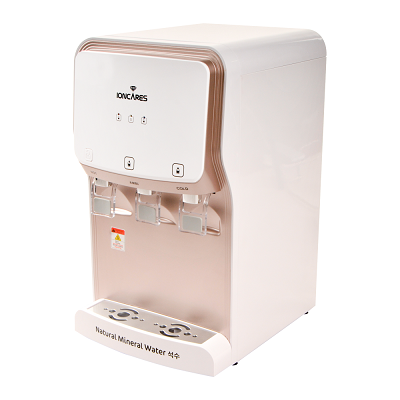 S818G Hot/Cold/Ambient Table Top Direct Piping Water Dispenser
