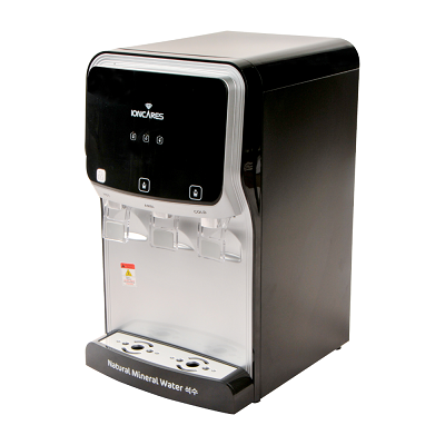 S818B Hot/Cold/Ambient Table Top Direct Piping Water Dispenser