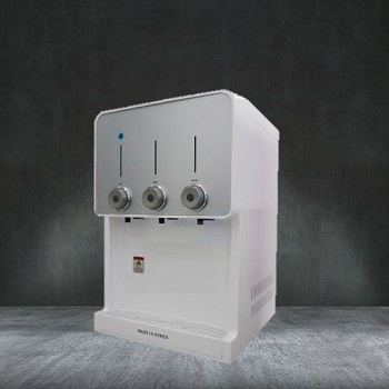 S1001W Hot/Cold/Ambient Table Top Direct Piping Water Dispenser