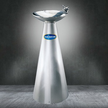 SS3013 Floor Standing Drinking Fountain