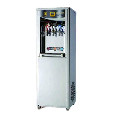 S3000 Hot/Cold/Ambient Floor Standing Direct Piping Water Dispenser